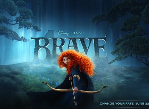 Trailer: 'Brave'