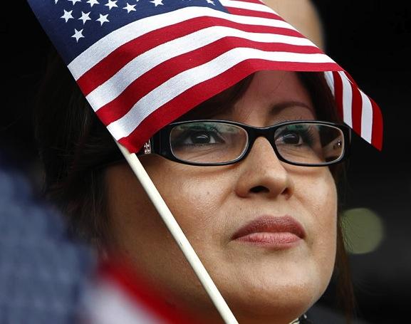 Rasmussen:  GOP Voters Favor 'Welcoming' Immigration Policy Over Dem Voters