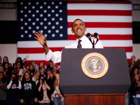 Not A Campaign Event: Obama Tells Students To 'Google' GOP Congresswoman