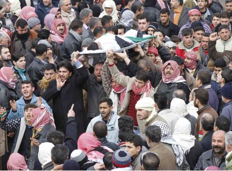 More Syria Deaths Despite UN Intervention