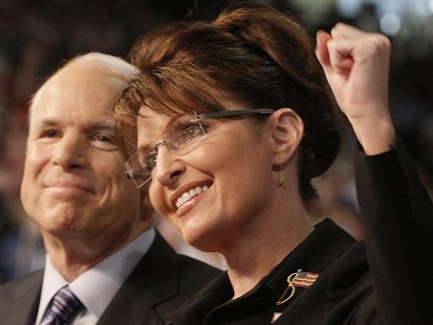 Levin: We Voted For McCain Because Of Palin