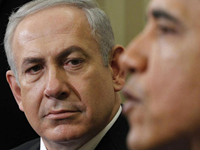 New Obama Ad Ignores President's Call For Israel To Go Back To 1967 Borders