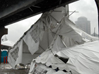 One Dead, Dozens Hurt In MO Tent Collapse