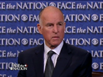 Gov. Brown: Politics Changed 'A Hell Of A Lot'