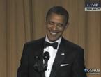 Obama's Tasteless Palin/Pitbull Joke