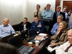 Clinton, Obama Share Insights About Famous Bin Laden Raid Picture