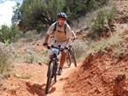 Bush Rides With Wounded Warriors