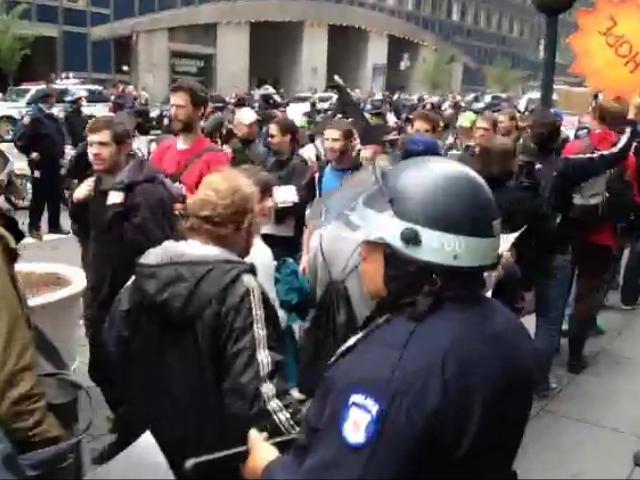 *Live Stream* Occupy Wall Street 1