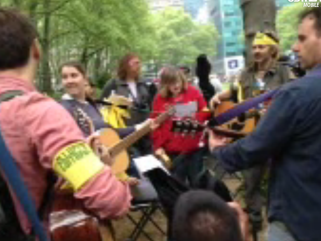 *Live Stream* Occupy Wall Street 2