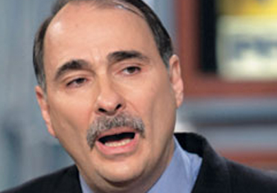 Obama Advisor Axelrod Tells American Voters Not To Choose The 'Road We Are On'