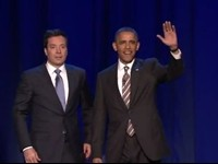Obama's Fallon Appearance Violated Campaign Law