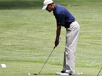 Obama Weighs In On Augusta Golf Course Dispute