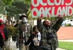 Occupy Oakland Joins Hundreds To Protest At CA Police Station