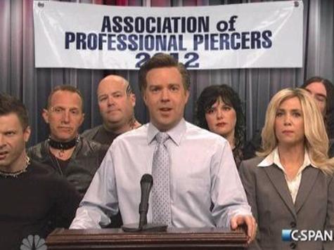 SNL's Epic Romney-Bashing Sketch: Cockfighting
