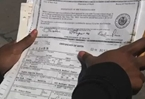 Three Decades of Documents, Birth Certificates, Social Security Numbers Blowing Down A Brooklyn Street
