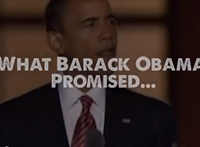 Romney Ad Slams Obama For 'Broken Promises' On Jobs, Economy