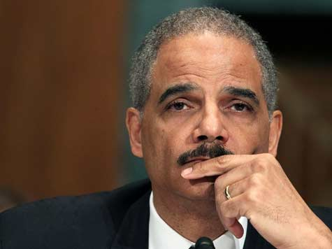 Holder Mum On Possible Contempt Charges