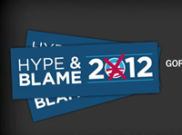 RNC Buries Obama Mystique: 'Hype And Blame'