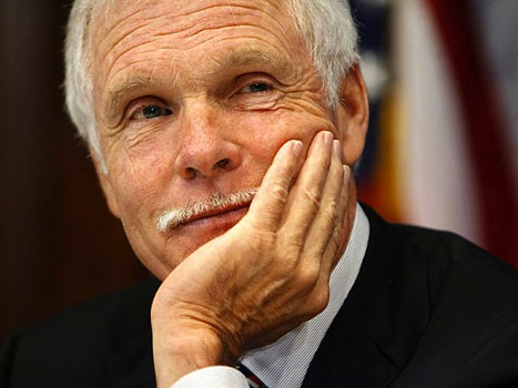 Ted Turner: U.S. And Israel Should Disarm To Prevent Nuclear Iran