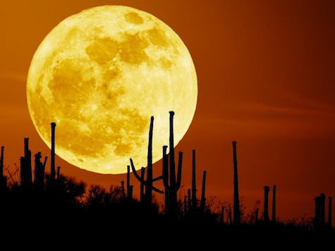 Look For 'Supermoon' Tonight