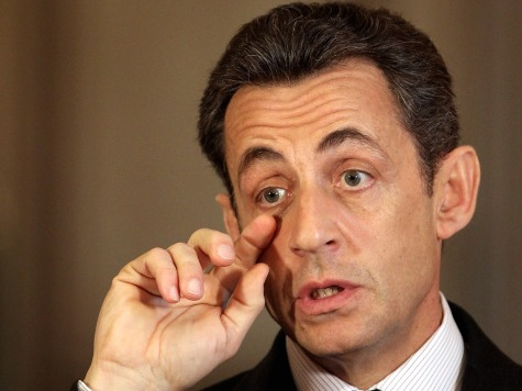 Flashy, fiery Sarkozy fades from French scene