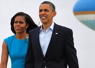 POTUS Forgets FLOTUS On Air Force One