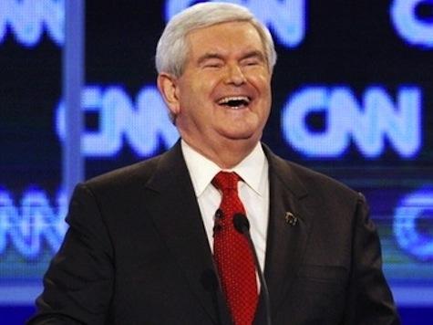 Gingrich: 'Downward' Should Be Obama Slogan
