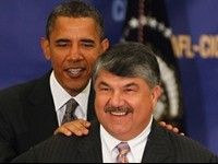 Trumka: I've Talked To Obama About 2nd Term Agenda