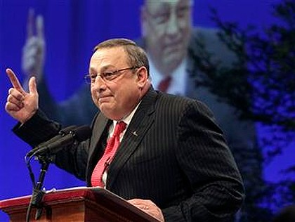 Maine Gov To Unemployed: 'Get Off The Couch' And Get A Job!