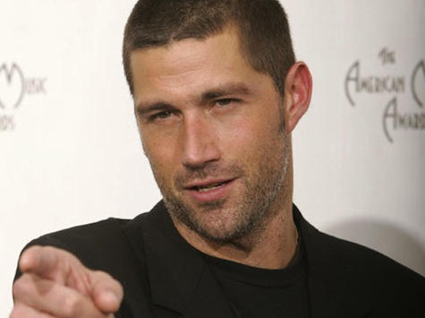 Matthew Fox Busted For DUI