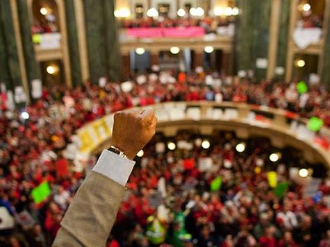 Madison Radio Host, Big Labor Allege Barrett Nixed Unity Rally