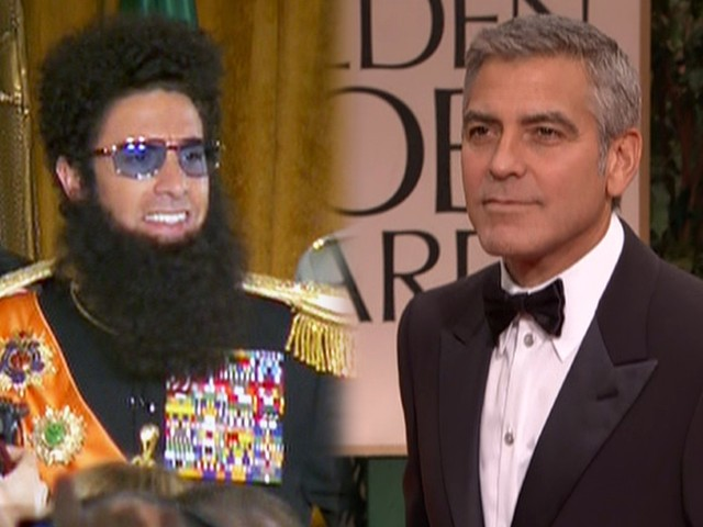 'Dictator' Meant to Ash Clooney