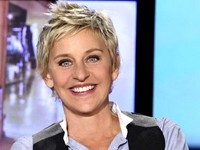 Ellen: Obama 'Brave' For Evolving
