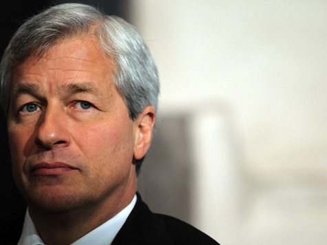 JPMorgan CEO Speaks