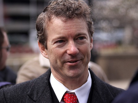 Rand Paul: Didn't Think Obama's Views On Marriage Could Get Any Gayer