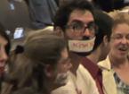 Anti-Israel Students Refuse Debate
