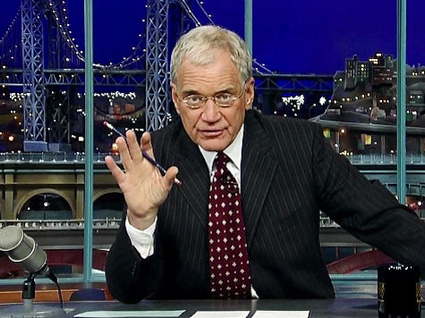 Letterman Campaigns For Obama On 'Late Show': 'What More Do We Want This Man To Do For Us, Honest To God?'
