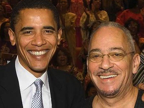 Rev Wright 'Throws Barack Obama Down The Stairs' In Explosive New Audio