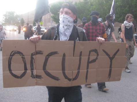 Anarchists Hold 'F*ck The Police' March Ahead Of NATO Summit