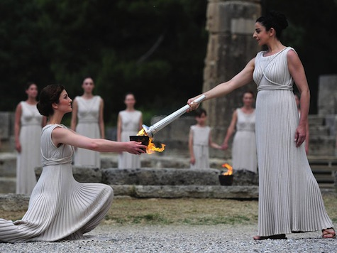 Games Formally Handed Over To London By Flame