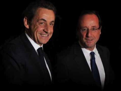 French President Hollande Takes Office