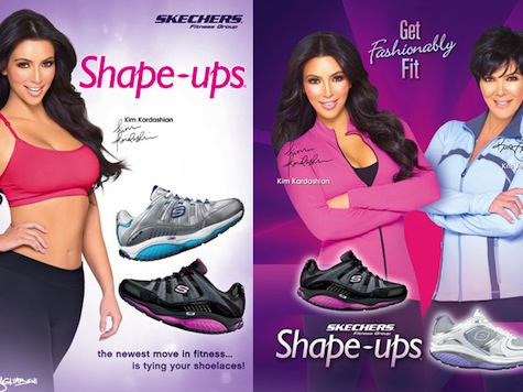 Skechers To Pay Feds $40M For Claiming 'Shape Ups' Give Kardashian Curves