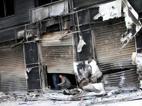 Attack On UN Convoy In Syria