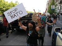 Molotov Cocktail-Toting Protesters Arrested On Terrorism Charges In Pre-NATO Raid