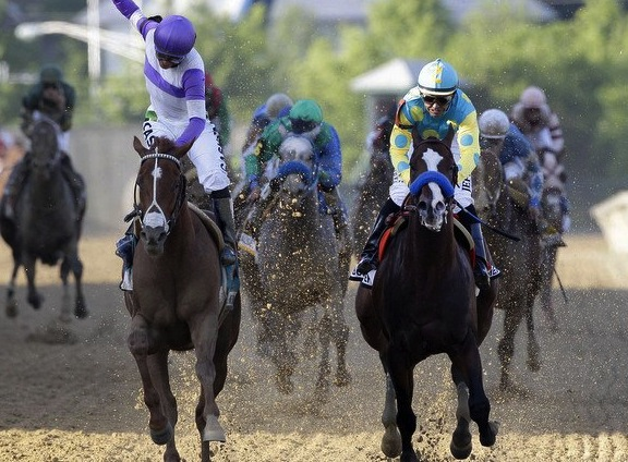 Triple Crown Bound: 'I'll Have Another' Takes Preakness