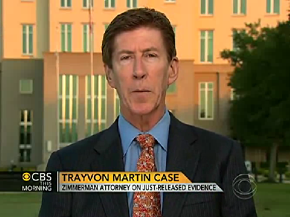 Zimmerman Attorney: 'My Greatest Concern Is … This Case Has Already Been Tried' In Media And Public