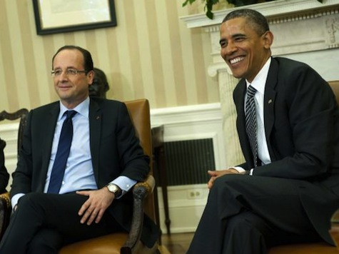 Hollande Sticks To Afghan Pledge In Obama Talks
