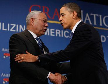 Powell Won't Endorse Obama Yet