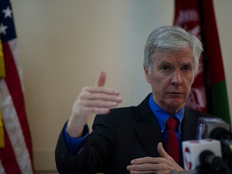 US Ambassador To Afghanistan To Step Down