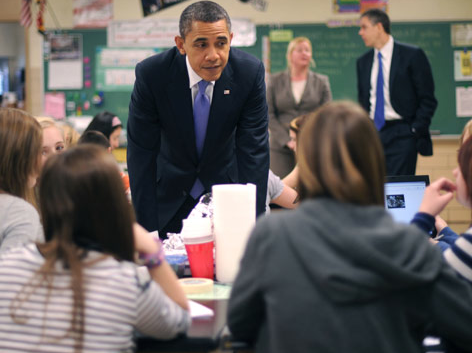 Teacher Yells At Student For Asking Challenging Question About Obama
